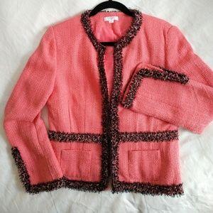Apt. 9 Coral Jacket Size 10